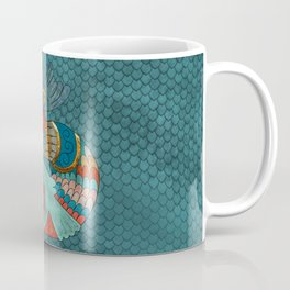 Fish Folk Coffee Mug