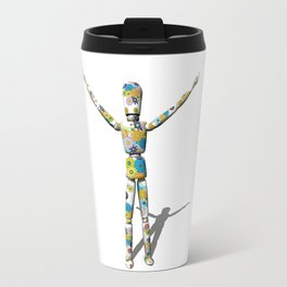 Flower Child Travel Mug