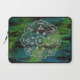Yin and Yang Laptop Sleeve