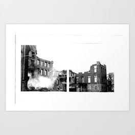DUPLICITY / 04 Art Print