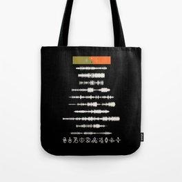22, A Million (10) Tote Bag