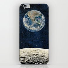 Earthrise iPhone Skin