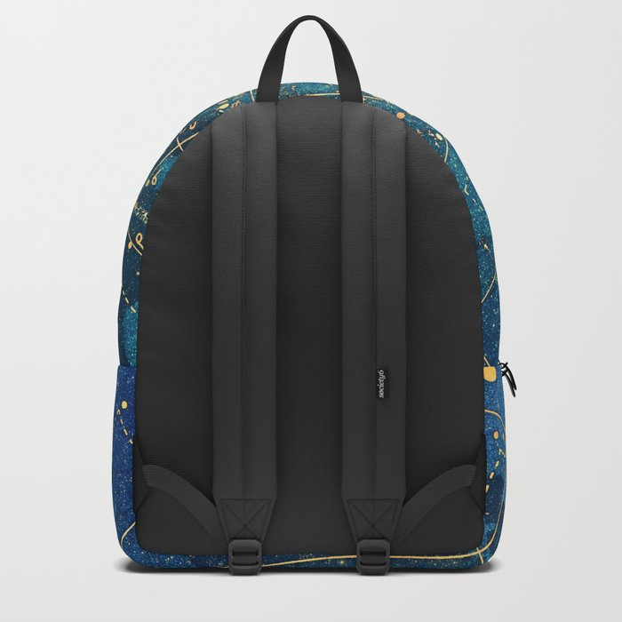 Star Map :: City Lights Rucksack