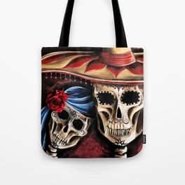 The day of the Dead Tote Bag