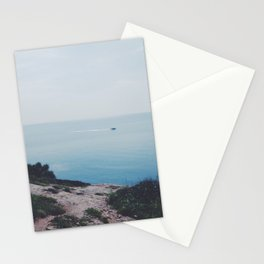Last boat  Stationery Cards
