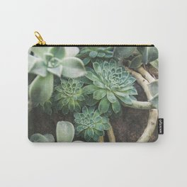 Botanical Gardens - Succulent #625 Carry-All Pouch