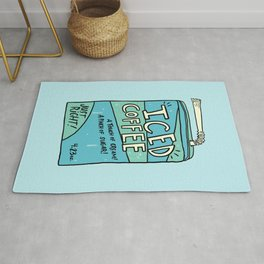 Iced Coffee Juicebox Rug