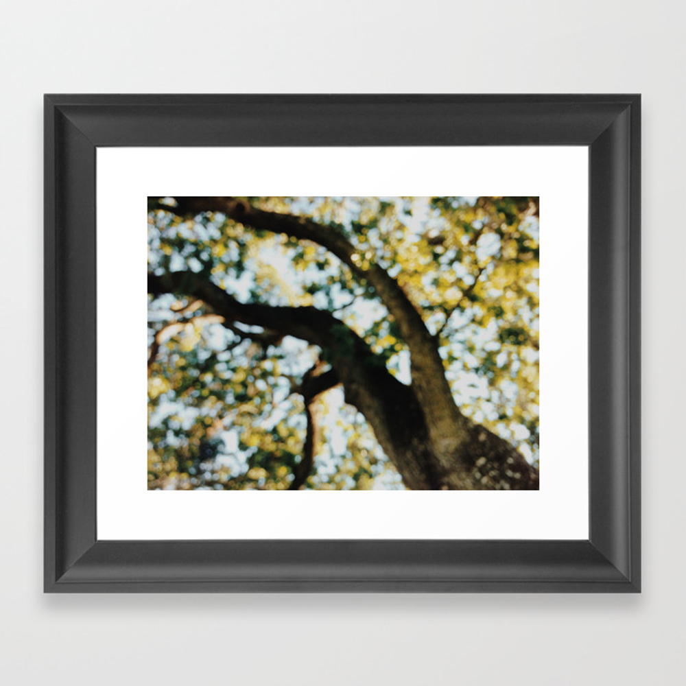 Mighty Oak Framed Art Print by Kindheartedmiss FRM8661272