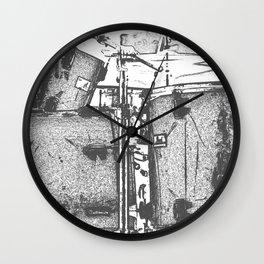 Drummin' Wall Clock