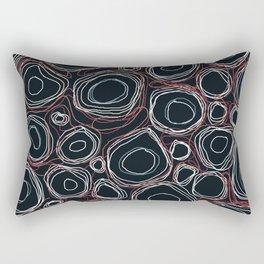 LOOPS Rectangular Pillow
