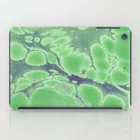 peter pan iPad Cases featuring What Peter Pan sees by Dominique Gwerder