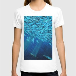 Oceans of Plenty T-shirt