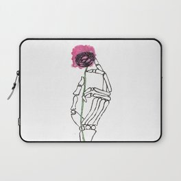 Life in the Hands of Death Laptop Sleeve
