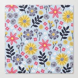 Garden Joy Canvas Print
