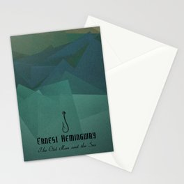 The Old Man and the Sea Stationery Cards