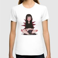 witchcraft T-shirts featuring ☽ Witchcraft ☾ by ♡ SUSHICORE ♡
