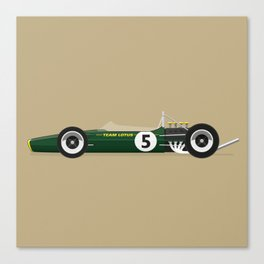 67 Lotus F1 Canvas Print