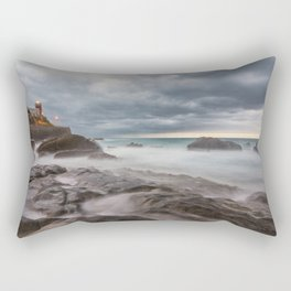 Blue hour Rectangular Pillow