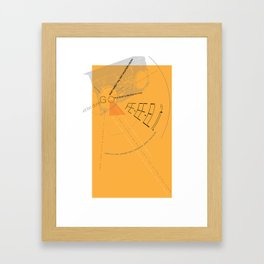 TLC Tip (Feel It)  Framed Art Print