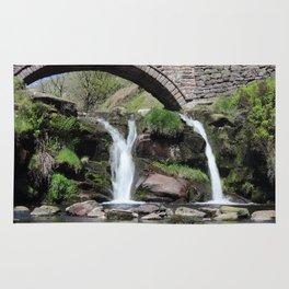 Three Shires Head Waterfall Rug