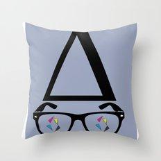 Delta InQuadri Throw Pillow