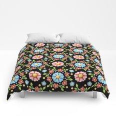 Millefiori Pinwheel Pattern Comforters