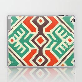 Ancient totem pattern Laptop & iPad Skin