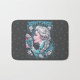 Ice Cream Queen Bath Mat