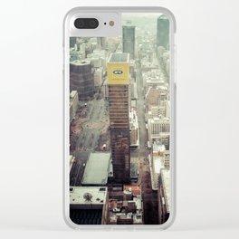 Fela Clear iPhone Case