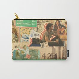 Into The Wild - Sean Penn Carry-All Pouch