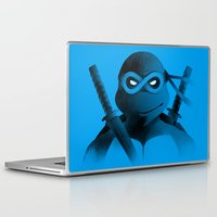 leonardo Laptop & iPad Skins featuring Leonardo Forever by Ian Wilding