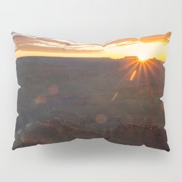 Grand Canyon National Park - Sunrise at South Rim Pillow Sham