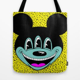 ANOTHER MICKEYES.  (Pink Tongue). Tote Bag