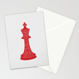 We Are Not So Very Different -Tinker Tailor Soldier Spy Stationery Cards