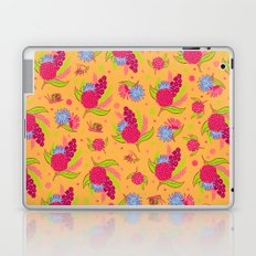 Picnic Pals bouquet in strawberry Laptop & iPad Skin