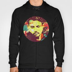 JOHNNY DEEP urban art Hoody