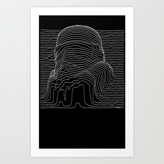 trooper division Art Print