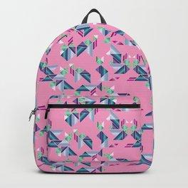 Nostalgic Tangrams Backpack