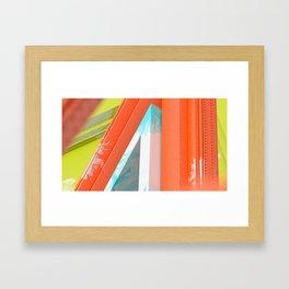 The Release Framed Art Print