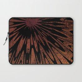 Native Tapestry in Burnt Umber Laptop Sleeve