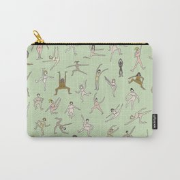 Girls In Color With Boobs Carry-All Pouch