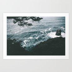 Oregon Coast VIII Art Print