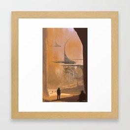 Hour 30 Framed Art Print