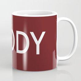 Zaddy Crimson Coffee Mug