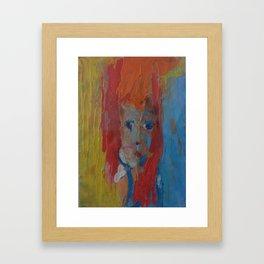 Abstract7 Framed Art Print