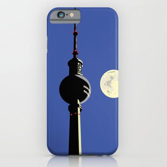 Berlin Moon iPhone & iPod Case