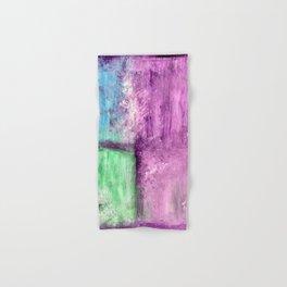 Abstract Window Hand & Bath Towel