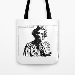 Bon Iver - Justin Vernon Tote Bag