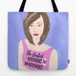 Movement for Improvement Tote Bag