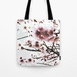 Sakura X Tote Bag